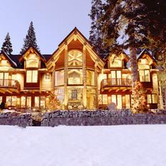 Lake Tahoe Lakefront Home