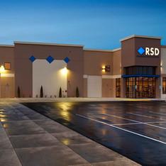 Refrigeration Supplies Distribution Warehouse