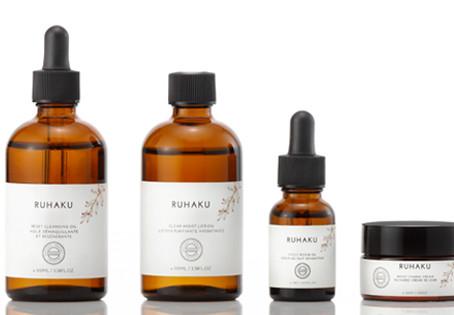 Ruhaku Skincare Range