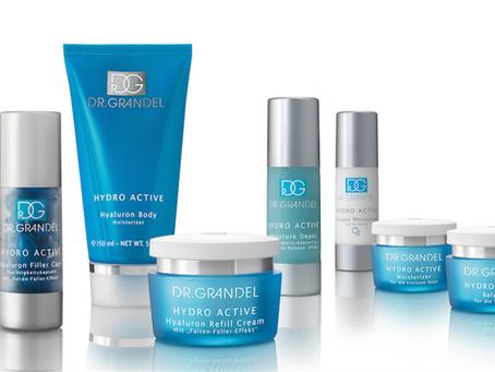 Dr. Grandel's Skincare Range
