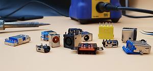 החלפת צ׳יפים מעבדת מחשבים לפטופ קייר