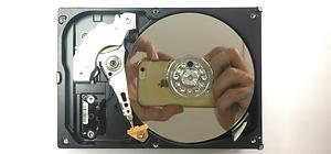 שחזור מידע במעבדת מחשבים