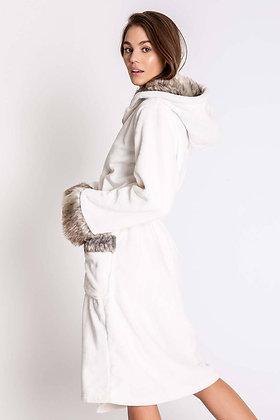 PJ Salvage (Faux) Fur Robe