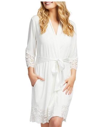 Fleur't Lace Modal robe