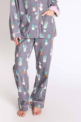PJ Salvage Flannel Pjs