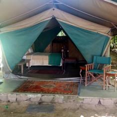 Ndapata client tent 2
