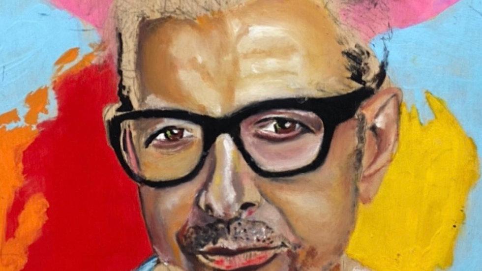 Goldblum prints
