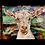Thumbnail: G.O.A.T. canvas print