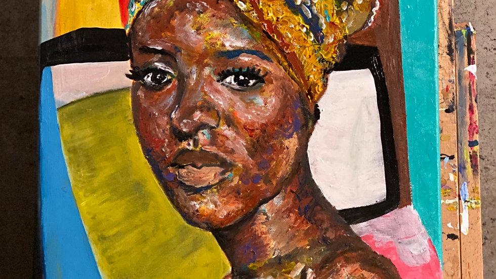 """""""Mwanamke"""" prints"""