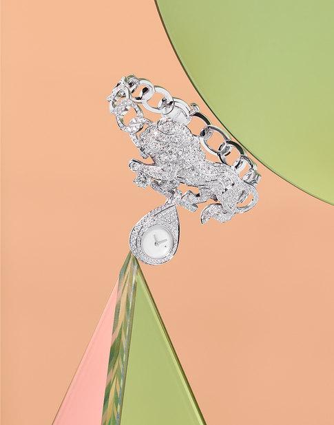 Glass Chanel Fine Jewellery