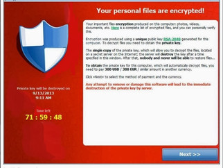 Ransomware and the Case of the Hollywood Presbyterian Hospital