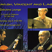 Marsh, Vincent and Lage Poster