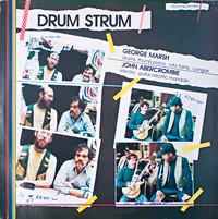 DRUM STRUM / George Marsh & John Abercrombie