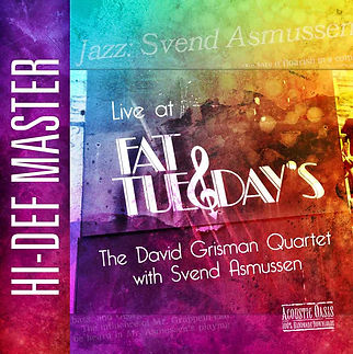 Cover art for Live at Fat Tuesday's