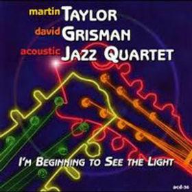 Dawg Jazz with David Grisman, Martin Taylor, and Jim Kerwin.