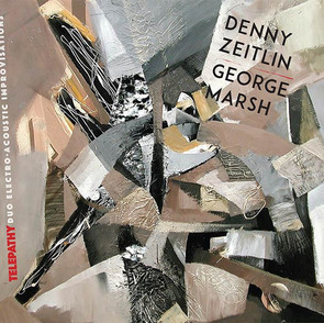 TELEPATHY /  Denny Zeitlin & George Marsh