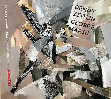 CD Cover Art for Telepathy