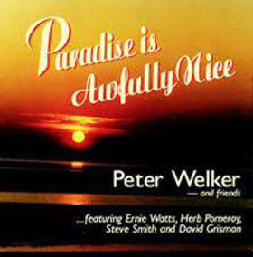 Great arrangements by Peter Welker. Check out Smith Dobson and Herb Pomeroy.