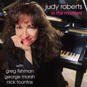 More cooking Afro-European-American jazz, Chicago style: great tunes and blowing with Judy Roberts, Greg Fishman, and Nick Tountas.