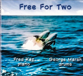 Free jazz at its very finest: spirited & profound improv between pianist Fred Kaz & his soul brother, the drummer George Marsh.