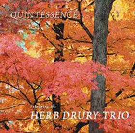 """Exciting piano trio music with friends from St. Louis who """"gave me my start"""" when I was 16. Trio with Herb Drury and Jerry Cherry."""