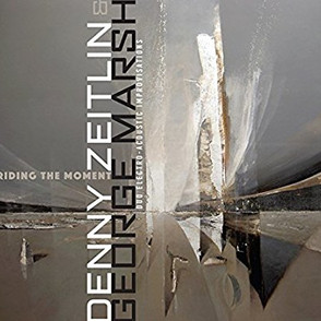 RIDING THE MOMENT / Denny Zeitlin & George Marsh