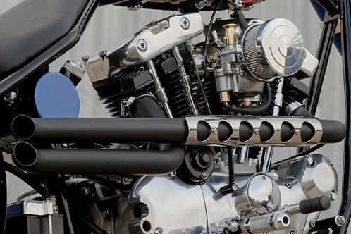 Turn Outs - Hi N Tight Sportster Pipes