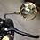 Thumbnail: 2″ round brass mirror