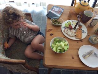 Over hoe Rie me vertelt hoe ik weer gezond kan worden…