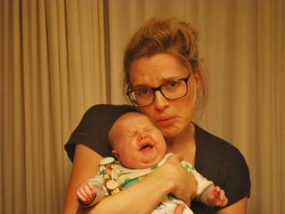 Ik laat mijn kind huilen