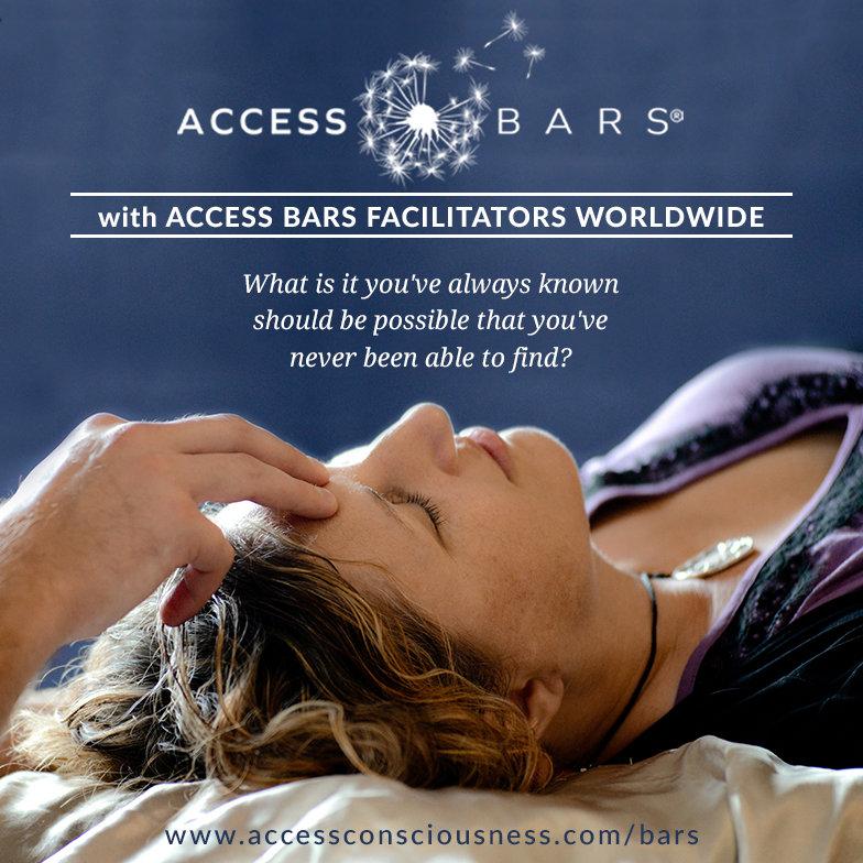 Access Bars® Class  Maroochydore 8/5/21