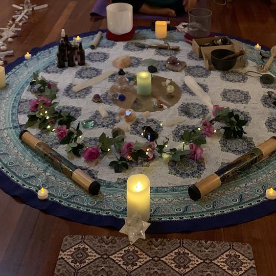 Sacred Cacao Ceremony 30/4 Hervey Bay. Holistic Healing Haven 399 The Esplanade Torquay (1)