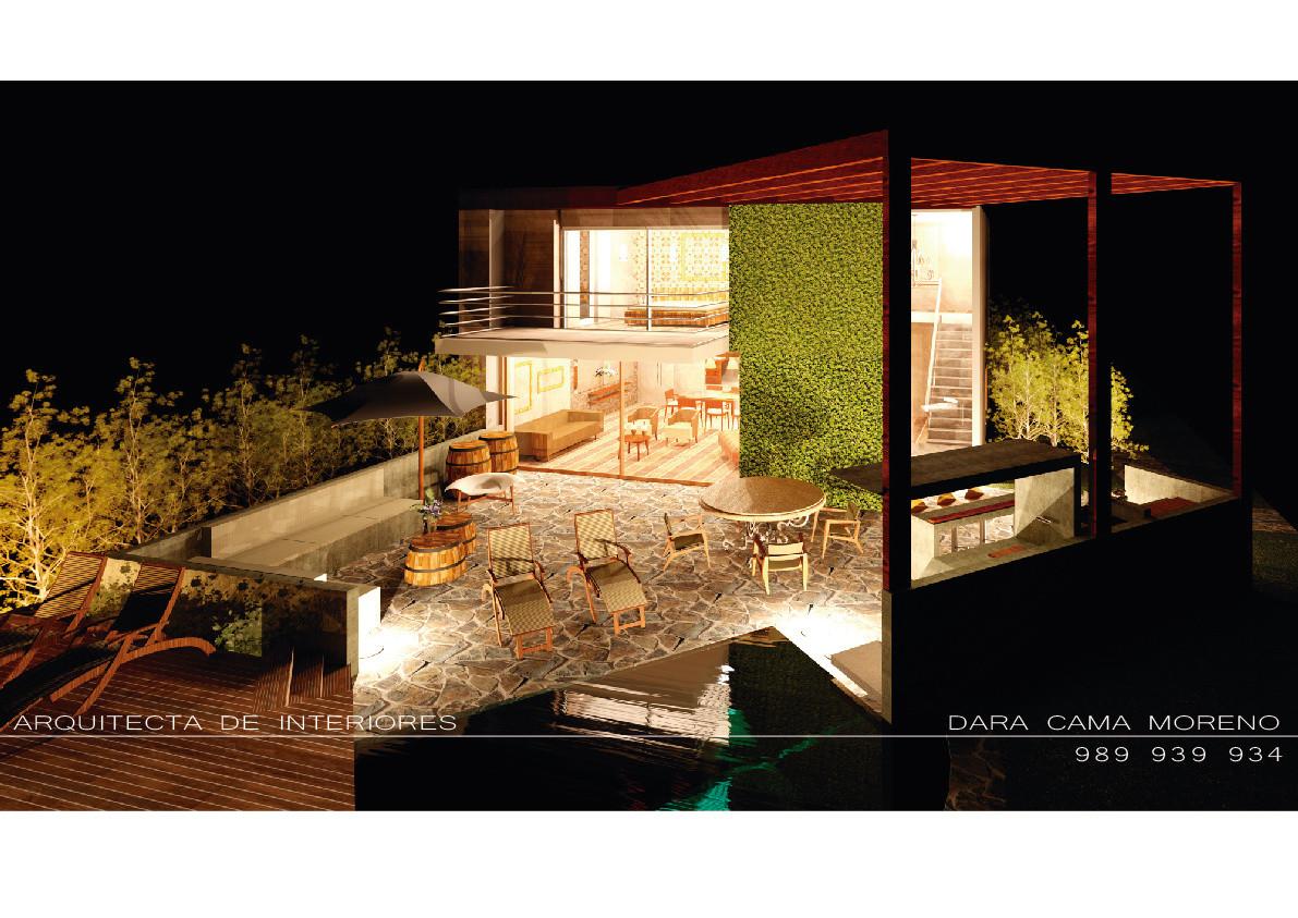 Terraza Casa De Campo