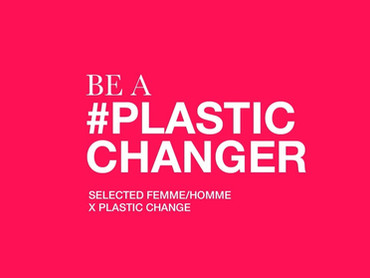 SELECTED FEMME/HOMME x PLASTIC CHANGE