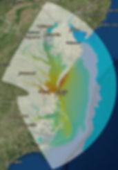 storm surge estimates