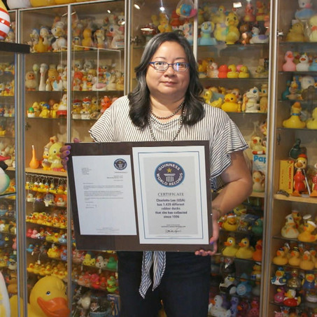Bizarre Records From The Guinness Book Of World Records