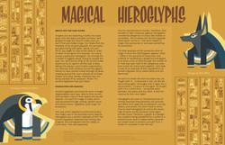 Magical Hierogylphs