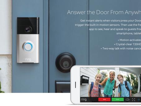 Are Smart Doorbells Spies?