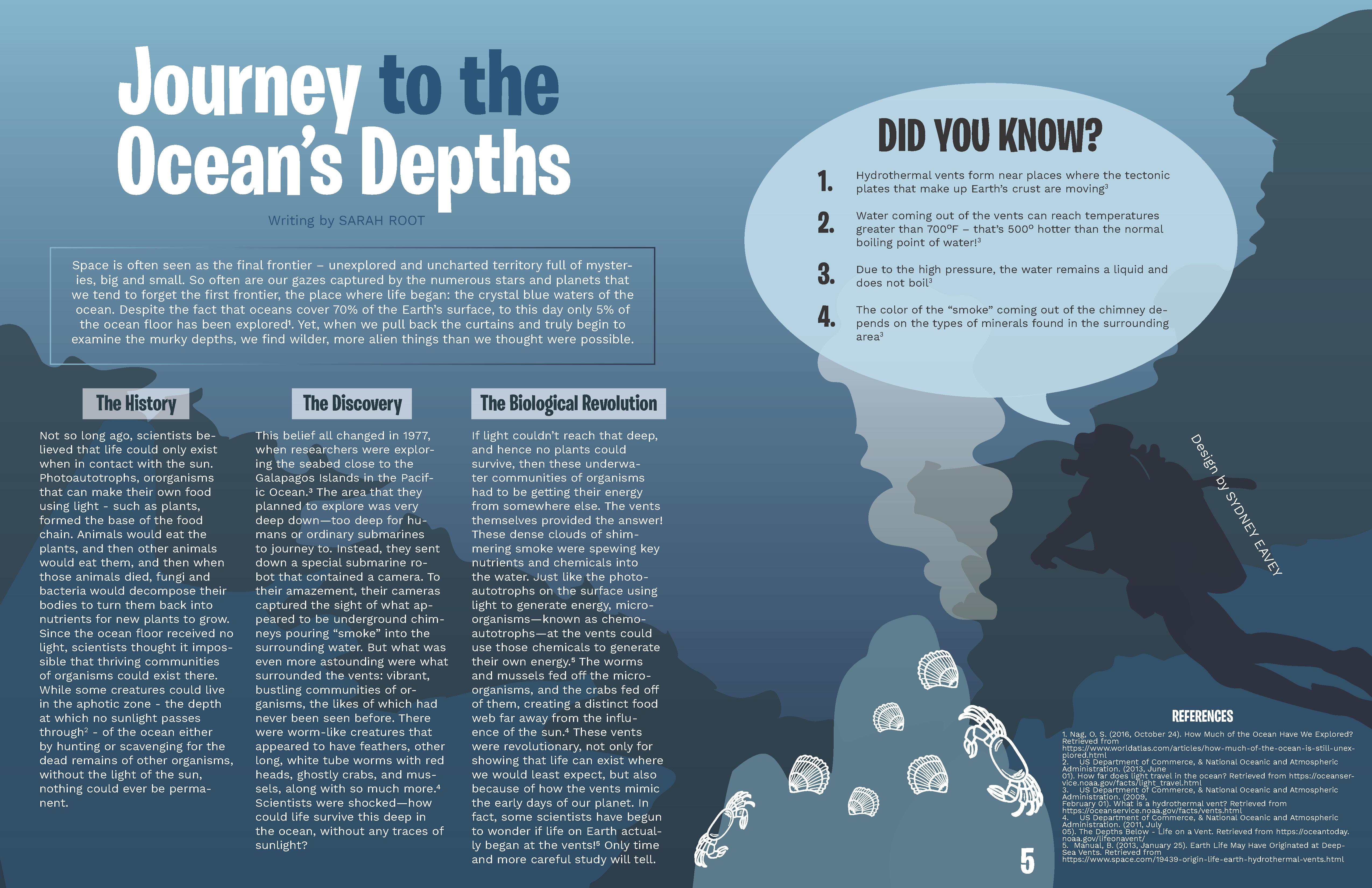 Journey to the Ocean's Depths