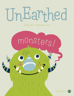 Issue 1: Monsters