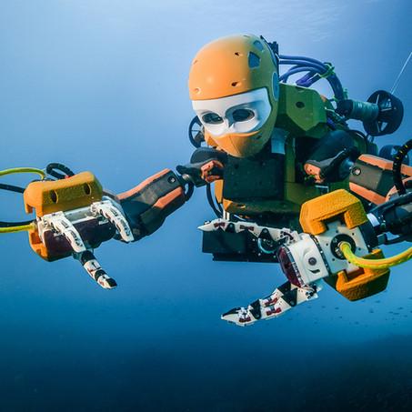 Robots: The New Deep Sea Divers