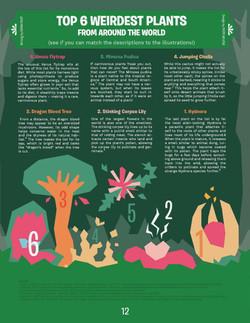 Top 6 Weirdest Plants