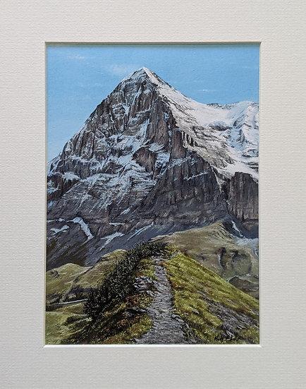Eiger, North Wall