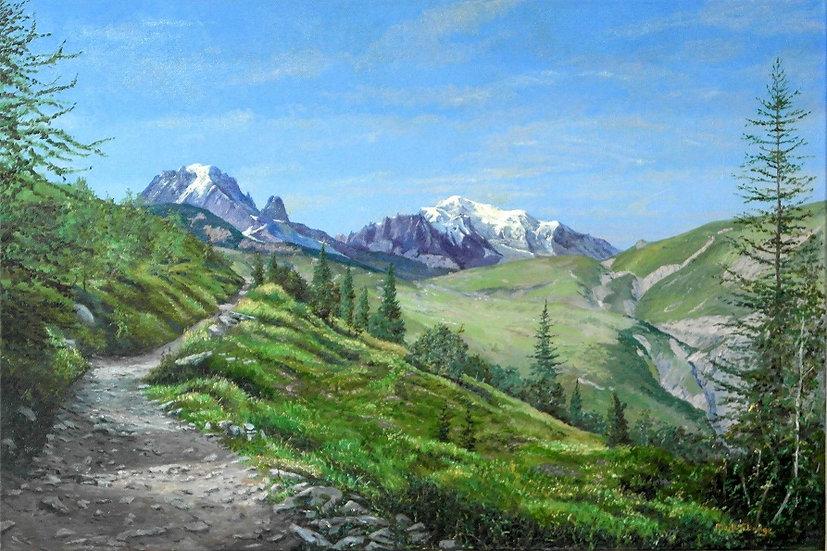 The Col de Balme