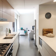Kitchen and Living styling
