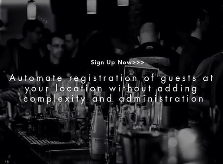Automate registration of patrons