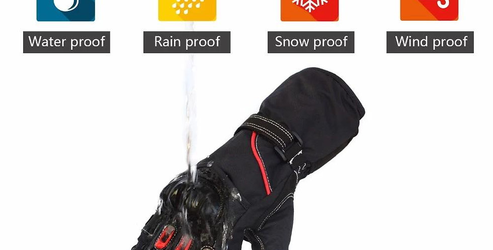 3M Thinsulate Super-Warm Winter Gloves--Two Colors/Styles