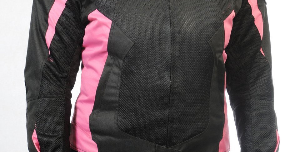 SALE! ONLY $129.99 ON SALE!! Women's SuperFabric EZ-1 Mesh Jacket in PINK