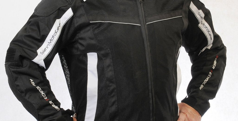 BLACK SuperFabric EZ-1 Mesh Jacket