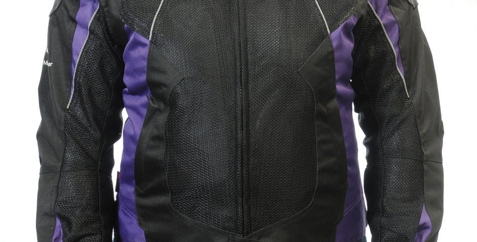 SALE!  ON SALE AT $129.99!!!  Women's SuperFabric EZ-1 Mesh Jacket in PURPLE